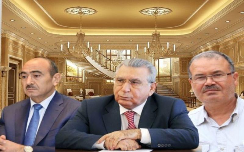 """ATV Ramiz Mehdiyev, Əli Həsənov və Abdin Fərzəliyevi """"vurdu"""" -  VİDEO"""