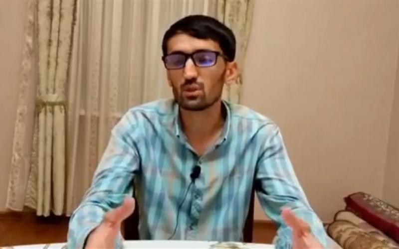 Polis şöbəsində müəllimin döyülməsi iddiasına -  DİN-dən reaksiya - Video