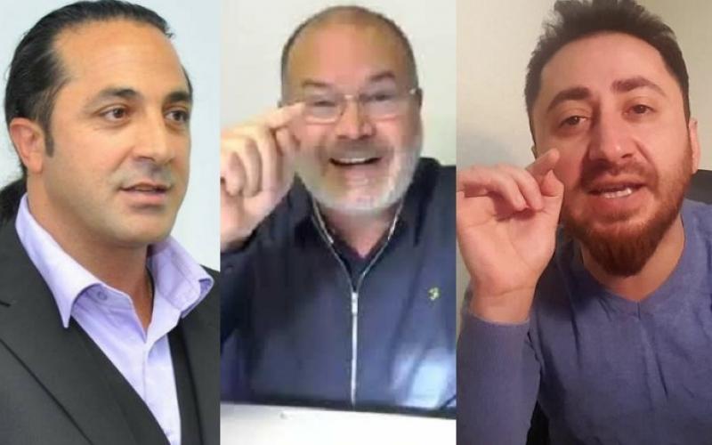 """Əflatun Amaşov, bu adamların """"media""""larının təmsilçilərinə PRESS jiletlərini kim verir?"""