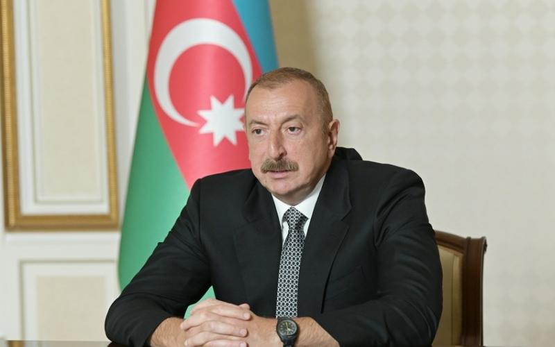 Prezident işğaldan azad olunan ərazilərlə bağlı  FƏRMAN İMZALADI