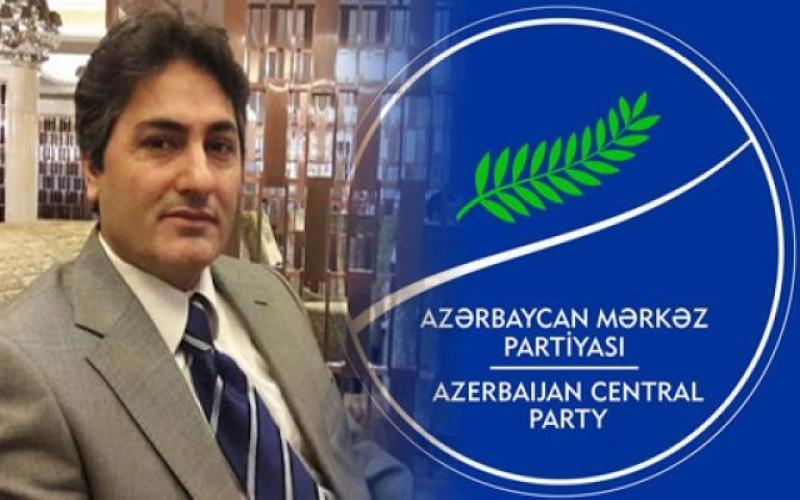 Azərbaycan Mərkəz Partiyasının sədri Saleh Kamrani beynəlxalq vebinarda çıxış edib