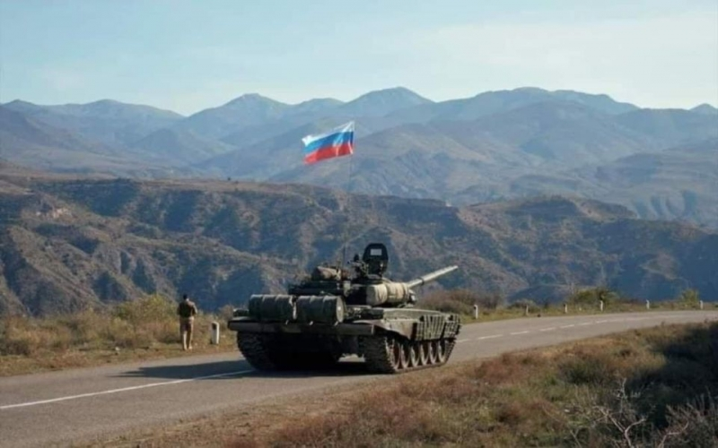 Иван, уходи из Карабаха!
