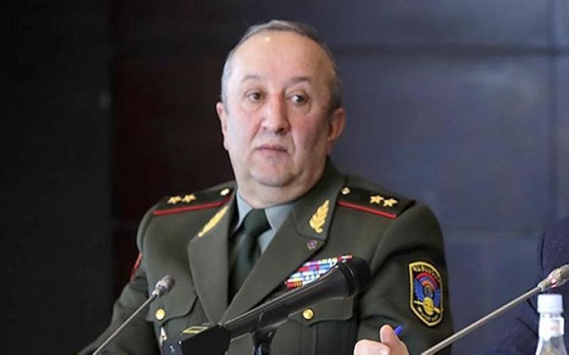 """Erməni general Azərbaycana qarşı """"İsgəndər"""" raketlərindən istifadə etdiklərini təsdiqlədi"""