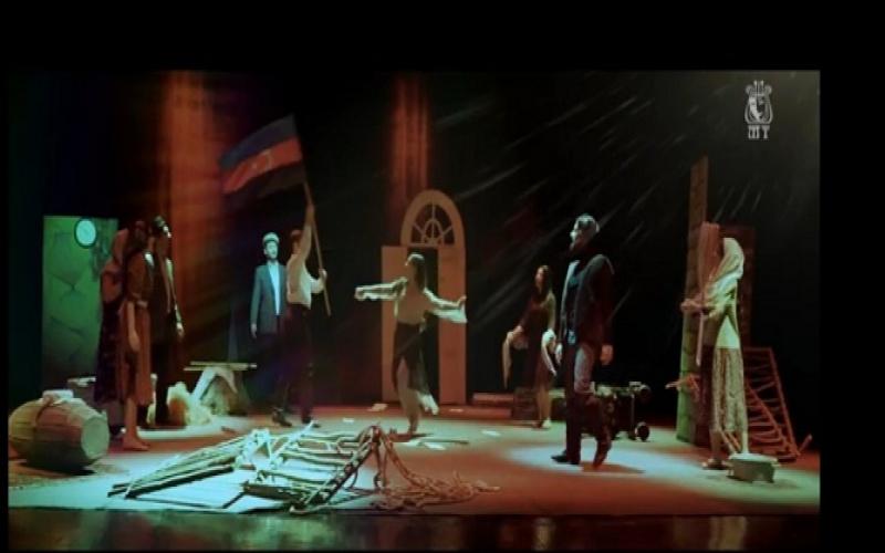 Akademik Musiqili Teatr növbəti işini Laçına ithaf etdi