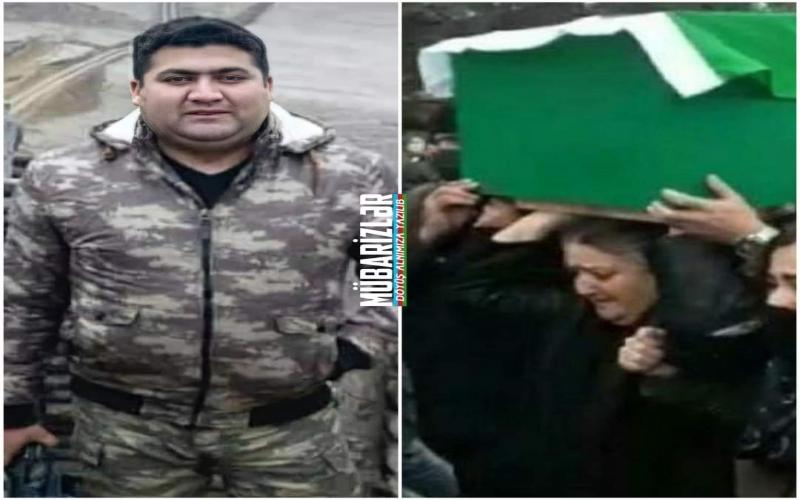 Şəhidimizin nəşi 80 gün sonra tapıldı -  VİDEO
