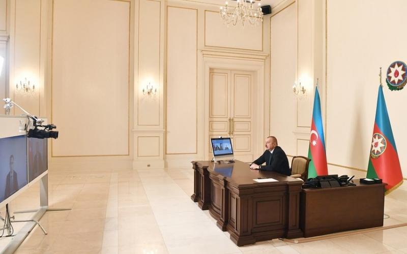 Prezident yeni naziri qəbul etdi