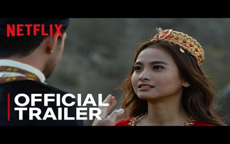 """Bakıda çəkilən film """"Netflix""""də  - VİDEO"""