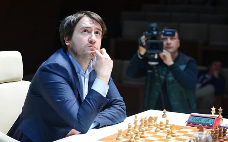 Teymur Rəcəbov bu dəfə üçüncü yeri tutdu