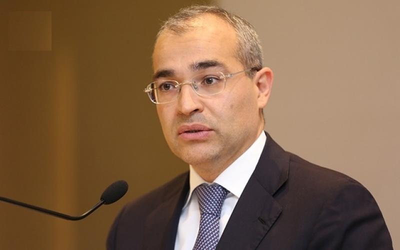 """Mikayıl Cabbarov """"kölgə iqtisadiyyatı"""" ilə mübarizədən yazdı"""