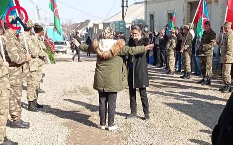 Azərbaycan Ordusunun əsgəri minaya düşüb şəhid oldu -  FOTO