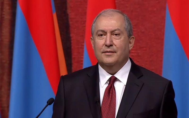 Ermənistan prezidenti impiçment edilir