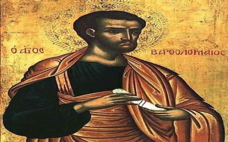 Bakıda  məzarı  tapılan İsa peyğəmbərin apostolu   Varfolomey