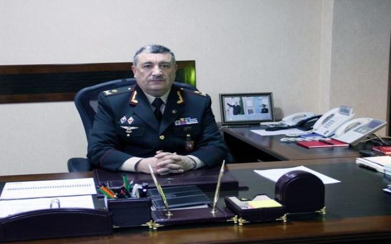 İstefaya göndərilən general yeni vəzifəyə  təyinat aldı