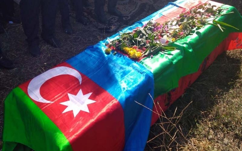 Azərbaycan ordusunun hərbçisi şəhid olub