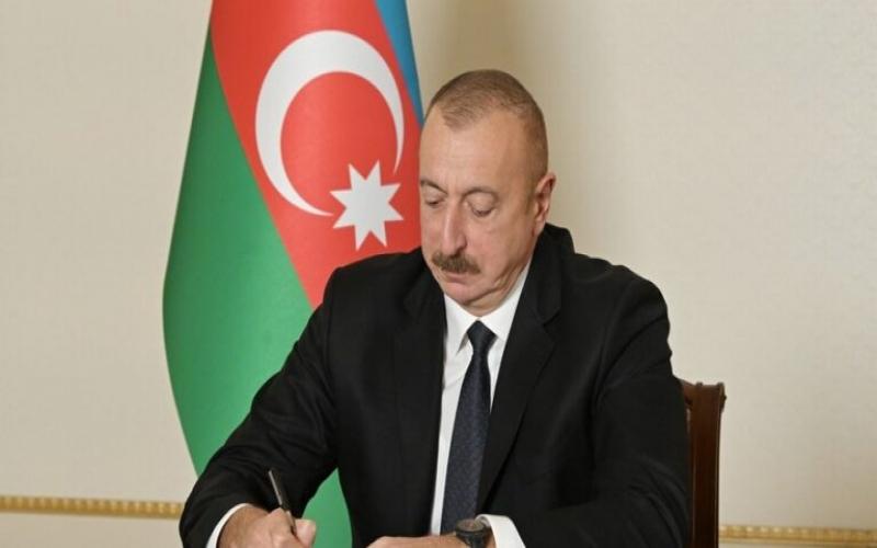 Prezident sərəncam imzaladı -  13 milyon manat ayrıldı