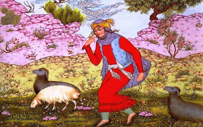 Parçalanmış Azərbaycan folklorda birləşir