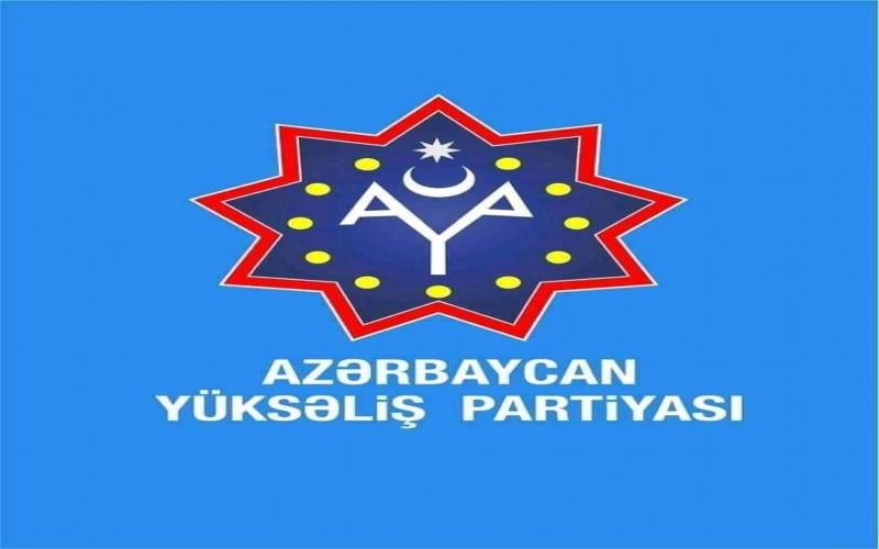 AY Partiyanın Rusiyanın Azərbaycanı işğalının 101-ci ildönümü ilə əlaqədar mesajı