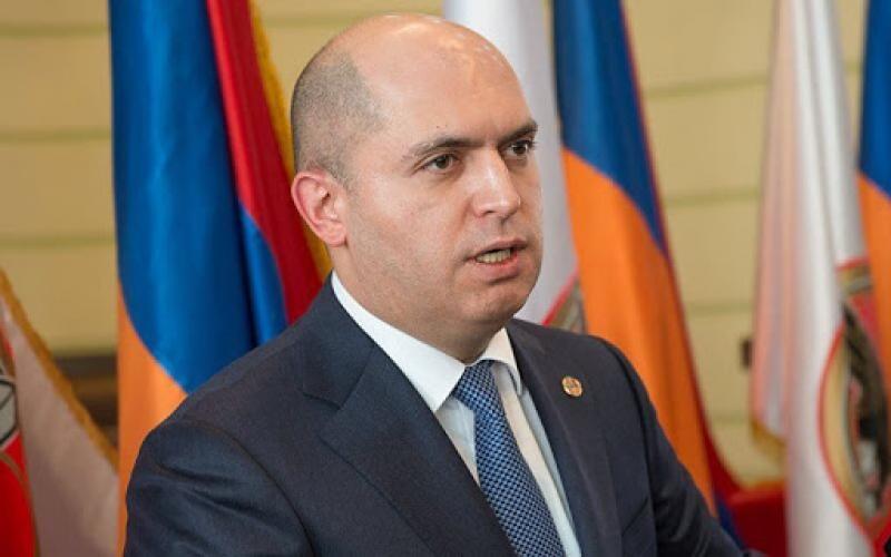 """Armen Aşotyan: """"Erməni torpağı hələ belə bir əxlaqsız yetişdirməyib"""""""