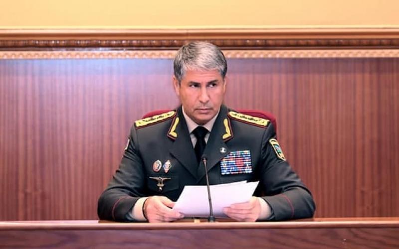 Vilayət Eyvazov polis mayorunu rəis  təyin etdi