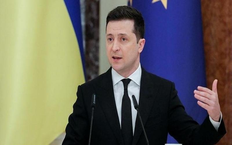 """""""Ukrayna Avropanın bir parçasıdır"""" -  Zelenski"""