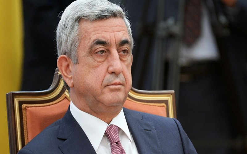 Serj Sarkisyan seçkiyə qatılmaqdan imtina etdi