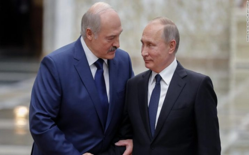 Lukaşenko yenə Rusiyaya gedir