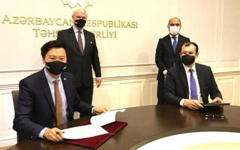 Azərbaycan və Britaniya təhsil fəaliyyət planı  imzaladı