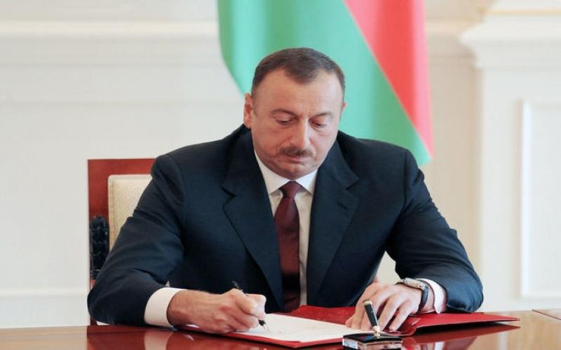 Prezident akademikin vəfatı ilə əlaqədar nekroloq  imzaladı