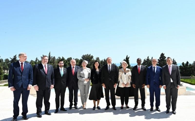 """Prezident: """"Azərbaycan və region yeni inkişaf mərhələsindədir"""""""