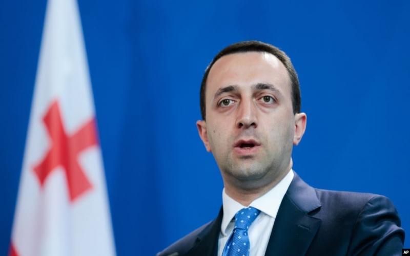 Gürcüstanın baş naziri Azərbaycanın bu addımını alqışladı