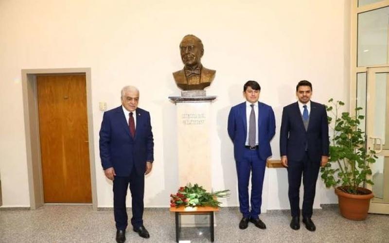 Türkiyənin paytaxtında Azərbaycan Evi açılıb