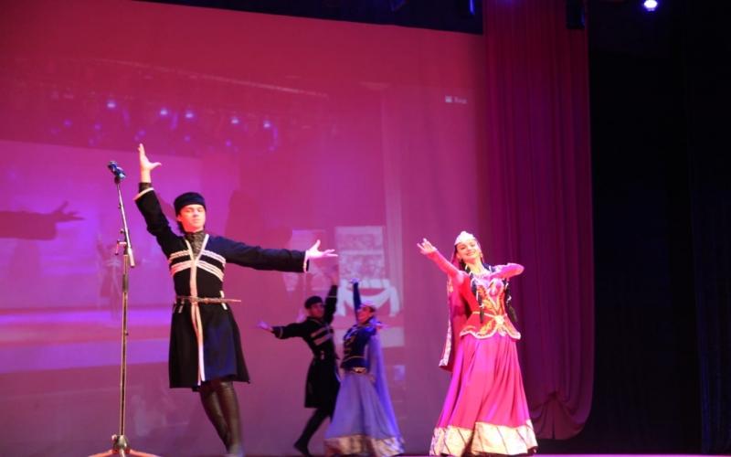 Musiqili Teatrda mükafatlandırma mərasimi  keçirilib
