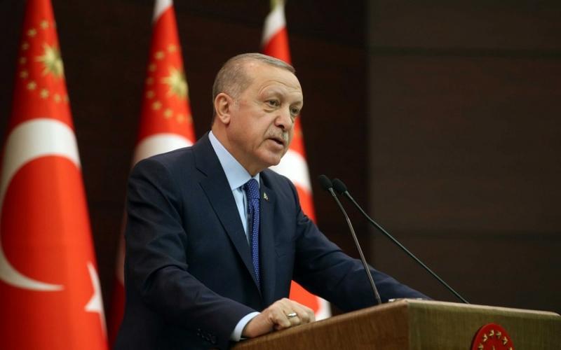 """""""Kipr Türk Dövlətinin daha geniş formada tanınması üçün hər şeyi edəcəyik"""" -  Ərdoğan"""