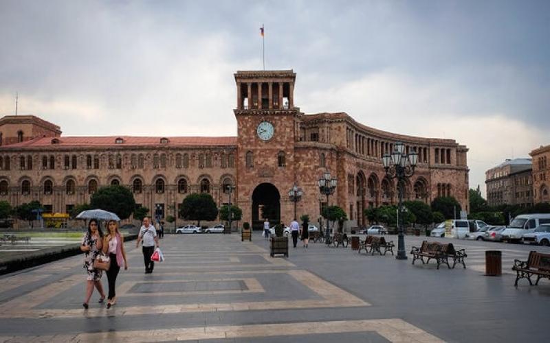 Bu dəhlizin tikintisi qeyri-müəyyən olaraq qalmaqdadır -  Ermənistan KİV