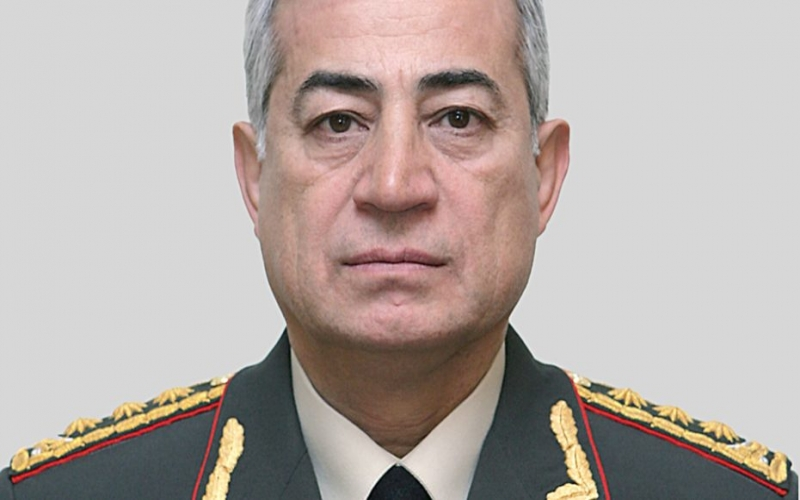 General-polkovnik Vaqif Axundovun rəis bacısı oğlu həbs edildi