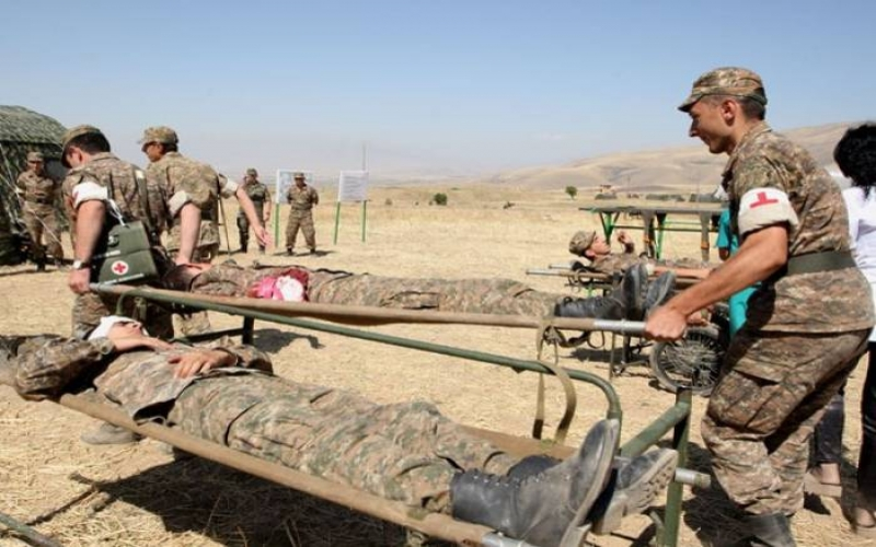 Ermənistan ordusu Sədərək istiqamətində itki verdi –  RƏSMİ