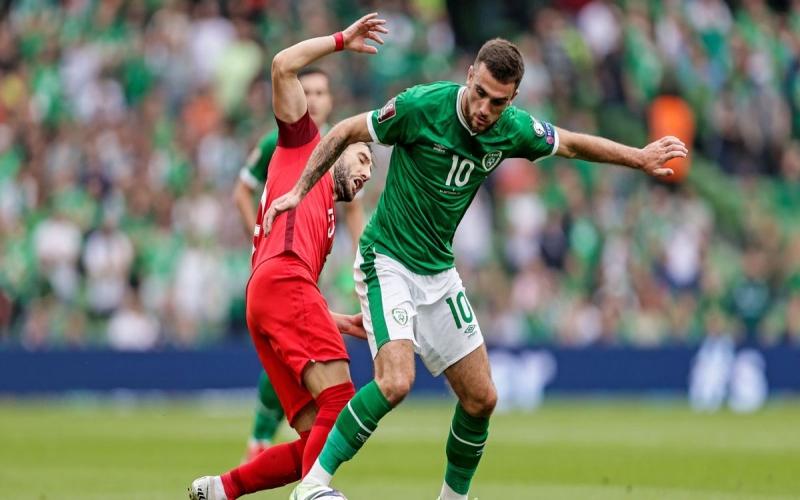 Azərbaycan millisi İrlandiya ilə oyunda hesabı açıb