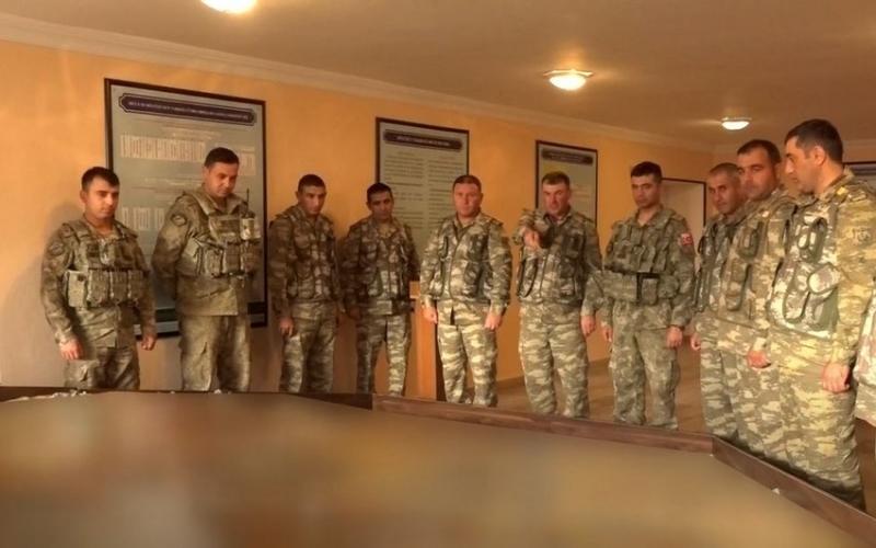 Naxçıvanda Azərbaycan və Türkiyə hərbçilərinin birgə döyüş atışlı taktiki təlimi davam edir