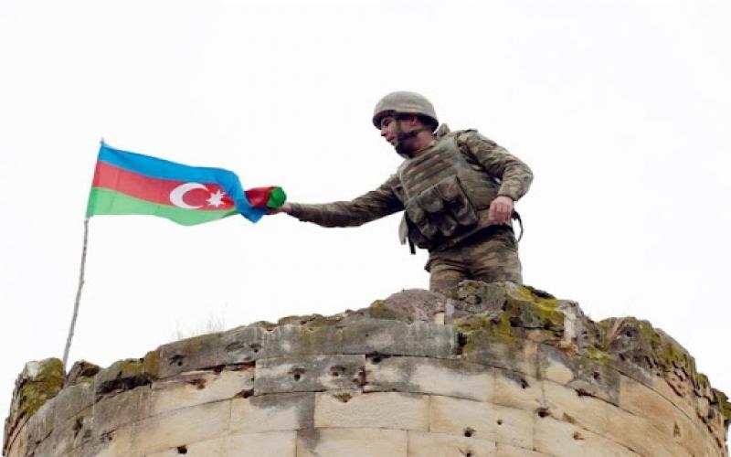 Azərbaycan O!rdusunun inamlı Qələbəsi!