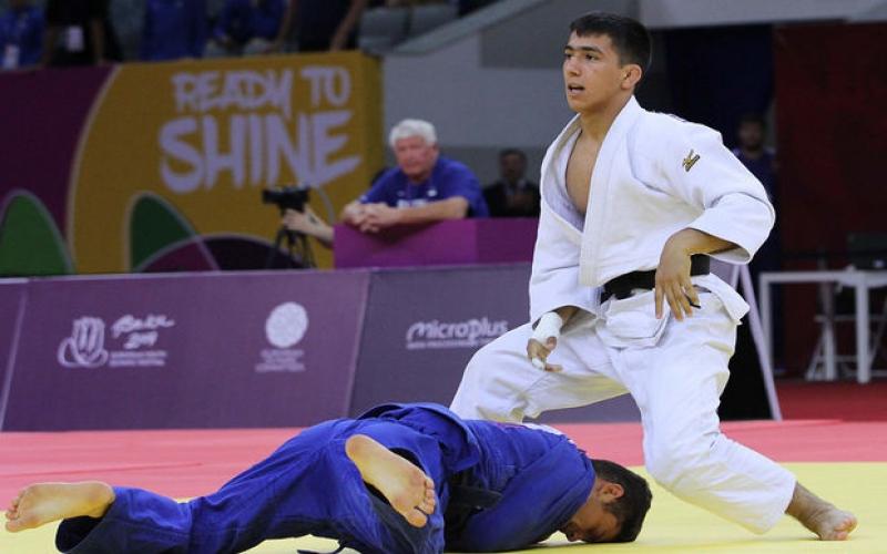 Azərbaycan cüdoçuları dünya çempionatını iki medalla başa vurub